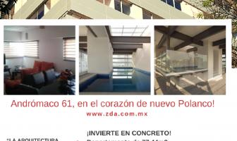 Foto de departamento en venta en Ampliación Granada, Miguel Hidalgo, DF / CDMX, 16751021,  no 01
