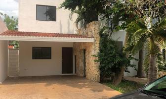 Foto de casa en renta en 15 , cocoyoles, mérida, yucatán, 14483323 No. 01
