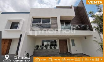 Foto de casa en venta en 15 de mayo 4732, antigua hacienda, puebla, puebla, 19960944 No. 01