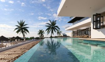 Foto de terreno habitacional en venta en Chablekal, Mérida, Yucatán, 13657098,  no 01