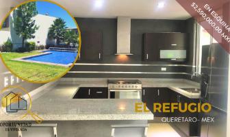 Foto de casa en venta en Residencial el Refugio, Querétaro, Querétaro, 15004073,  no 01
