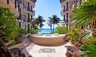 Foto de departamento en venta en Playa del Carmen Centro, Solidaridad, Quintana Roo, 13166738,  no 01