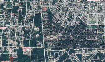 Foto de terreno habitacional en venta en Tulum Centro, Tulum, Quintana Roo, 14440895,  no 01