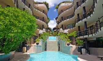 Foto de departamento en venta en Playa del Carmen Centro, Solidaridad, Quintana Roo, 13166163,  no 01