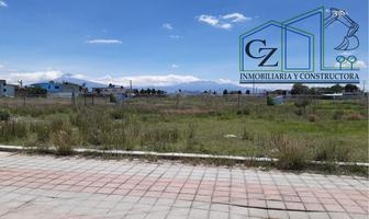 Foto de terreno habitacional en venta en 1era 1, san rafael comac, san andrés cholula, puebla, 16997157 No. 01