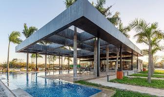 Foto de terreno habitacional en venta en 21 123, verde limón conkal, conkal, yucatán, 0 No. 01