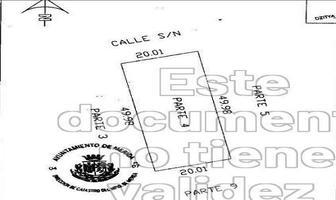 Foto de terreno habitacional en venta en 21 , dzitya, mérida, yucatán, 0 No. 01