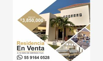 Foto de casa en venta en 22 31, conkal, conkal, yucatán, 0 No. 01