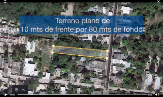 Foto de terreno habitacional en venta en 22 , cholul, mérida, yucatán, 0 No. 01