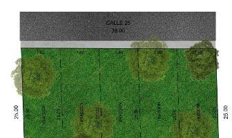 Foto de terreno habitacional en venta en 25 , cholul, mérida, yucatán, 0 No. 01