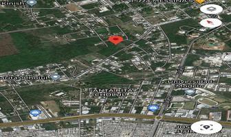 Foto de terreno habitacional en venta en 27 , cholul, mérida, yucatán, 0 No. 01