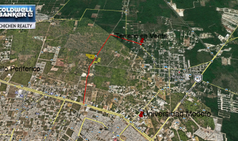 Foto de terreno habitacional en venta en 28 , los laureles, conkal, yucatán, 10997658 No. 01