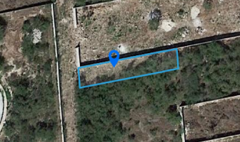 Foto de terreno habitacional en venta en Chablekal, Mérida, Yucatán, 6955397,  no 01