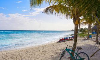 Foto de terreno habitacional en venta en Mahahual, Othón P. Blanco, Quintana Roo, 15536404,  no 01