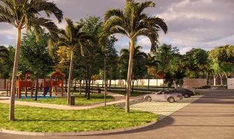 Foto de terreno habitacional en venta en 2fm2+wj mérida, yucatán , cholul, mérida, yucatán, 14002826 No. 01