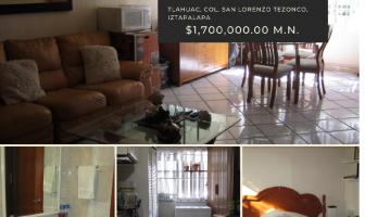 Foto de departamento en venta en San Lorenzo Tezonco, Iztapalapa, DF / CDMX, 21579385,  no 01
