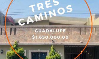 Foto de casa en venta en 3 Caminos, Guadalupe, Nuevo León, 21053335,  no 01