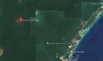 Foto de terreno habitacional en venta en Akumal, Tulum, Quintana Roo, 15305312,  no 01
