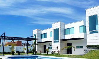 Foto de casa en venta en Oaxtepec Centro, Yautepec, Morelos, 6414184,  no 01
