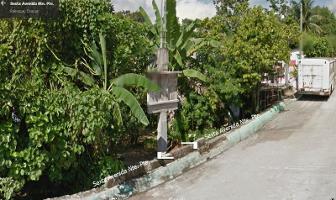 Foto de terreno habitacional en venta en sexta avenida norte poniente 5, palenque centro, palenque, chiapas, 2706238 No. 01