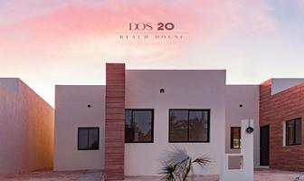 Foto de casa en venta en 50 , chicxulub puerto, progreso, yucatán, 18697815 No. 01