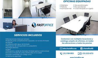 Foto de oficina en renta en Campo Lago, Zapopan, Jalisco, 5372576,  no 01
