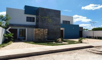 Foto de casa en venta en 54 , san francisco de asís, conkal, yucatán, 19372992 No. 01