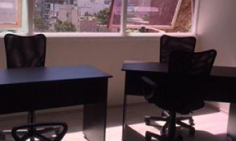 Foto de oficina en renta en Guadalupe Inn, Álvaro Obregón, DF / CDMX, 11319915,  no 01