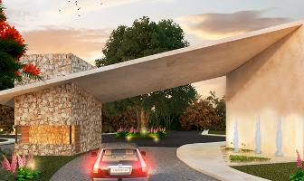 Foto de terreno habitacional en venta en 59m3+w8 el paraíso, yucatán, méxico , misnebalam, progreso, yucatán, 14003152 No. 01