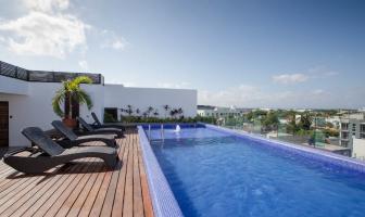 Foto de departamento en renta en Playa del Carmen Centro, Solidaridad, Quintana Roo, 21554576,  no 01