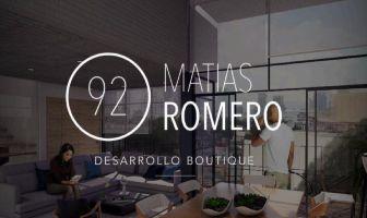 Foto de departamento en venta en Del Valle Centro, Benito Juárez, DF / CDMX, 10425198,  no 01