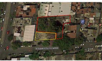Foto de terreno habitacional en venta en Doctores, Cuauhtémoc, DF / CDMX, 21181547,  no 01