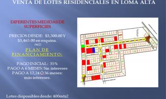 Foto de terreno habitacional en venta en Loma Alta, Arteaga, Coahuila de Zaragoza, 5791033,  no 01