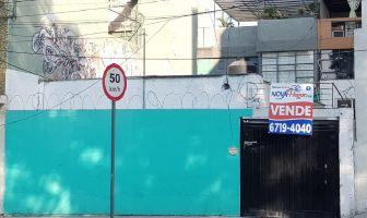 Foto de terreno habitacional en venta en Roma Sur, Cuauhtémoc, DF / CDMX, 11214242,  no 01