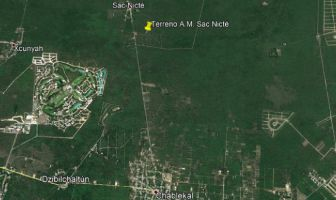 Foto de terreno habitacional en venta en Sac-nicte, Mérida, Yucatán, 7486036,  no 01
