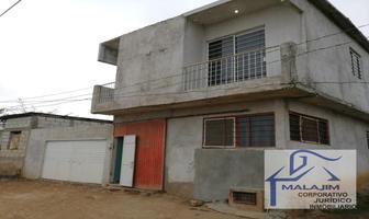 Foto de casa en venta en 7a poniente norte , ampliación san josé, berriozábal, chiapas, 6569170 No. 01