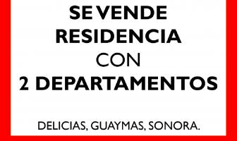 Foto de casa en venta en Las Delicias, Guaymas, Sonora, 20398944,  no 01