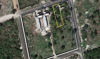 Foto de terreno habitacional en venta en 88 , dzitya, mérida, yucatán, 6949020 No. 01