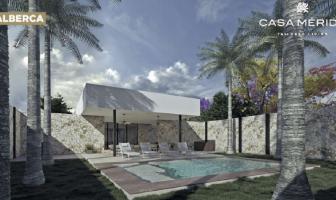 Foto de terreno habitacional en venta en Algarrobos Desarrollo Residencial, Mérida, Yucatán, 17554879,  no 01