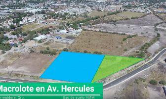 Foto de terreno comercial en venta en Ámsterdam, Corregidora, Querétaro, 12893981,  no 01