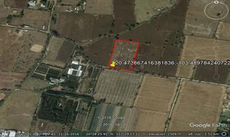 Foto de terreno habitacional en venta en a 1 kilometro de prolongacion lópez mateos sur , santa cruz de las flores, tlajomulco de zúñiga, jalisco, 11636754 No. 01