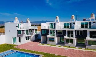Foto de casa en venta en a 100 metros avenida principal , yecapixtla, yecapixtla, morelos, 11581498 No. 01