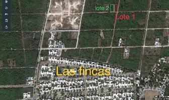 Foto de terreno habitacional en venta en a un costado de privada las fincas , temozon norte, mérida, yucatán, 0 No. 01