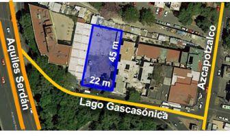 Foto de terreno habitacional en venta en Tacuba, Miguel Hidalgo, Distrito Federal, 6124597,  no 01