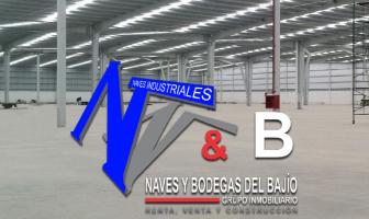 Foto de nave industrial en renta en Colinas de Santa Julia, León, Guanajuato, 14809276,  no 01