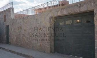 Foto de casa en venta en  , adolfo lópez mateos, san miguel de allende, guanajuato, 6932318 No. 01