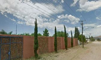 Foto de terreno habitacional en venta en  , aeropuerto, chihuahua, chihuahua, 11066805 No. 01