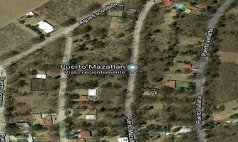 Foto de terreno habitacional en venta en  , agua escondida, ixtlahuacán de los membrillos, jalisco, 18695536 No. 01