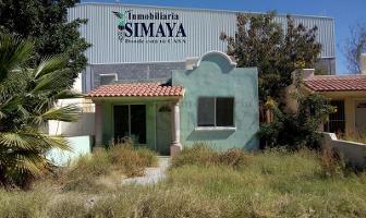 Foto de casa en venta en águila 2, villas del cortes, la paz, baja california sur, 11536177 No. 01