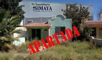 Foto de casa en venta en aguila 324, villas del cortes, la paz, baja california sur, 0 No. 01
